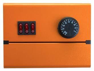 Пульт управления блоком ТЭНов «Теплодар» ПУВН-10 для котлов «Куппер»
