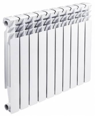 Радиатор алюминиевый Sunny Heater S2-AL-80-500, 10 секций
