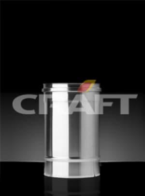 CRAFT Труба 0,25 м, 0,5, матовая