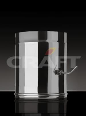 CRAFT Сэндвич-шибер, 0,5 зеркало, изоляция 50мм