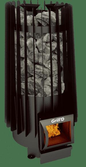 Банная печь Grill'D Cometa 180 Vega Short