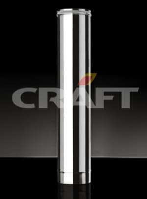 CRAFT Труба 1 м, 0,5, матовая
