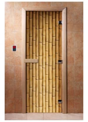 Дверь с фотопечатью A019