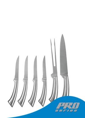 Набор кухонных принадлежностей (6 предметов, нерж. сталь) Napoleon
