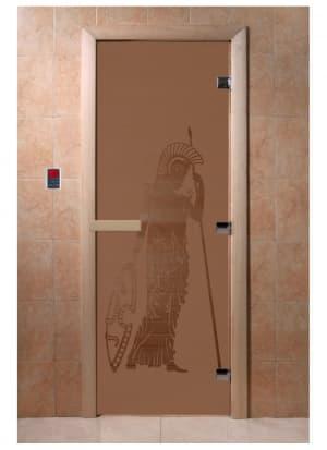 """Дверь """"Рим бронза матовая"""""""