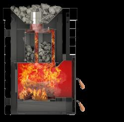 Банная печь Grill'D Retro Short