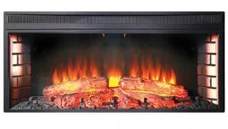 Электроочаг Inter Flame Panoramic 42 led fx