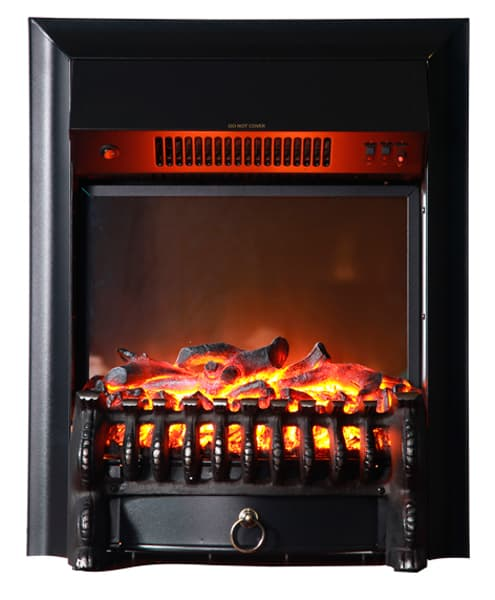 Электроочаг Inter Flame Fobos Black