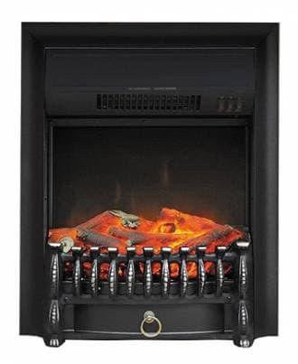 Электроочаг Royal Flame Fobos FX Black