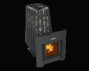Банная печь Grill'D Cometa 350 Vega Window Max