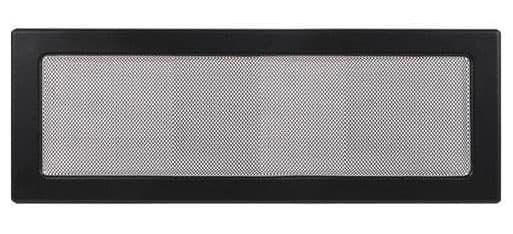 Решетка Kratki 17x49 черная