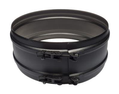 Усиленный хомут Schiedel Permeter d250, черный