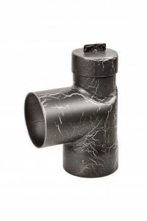 Дымоход Ферингер отвод 90° с шибером и прочисткой