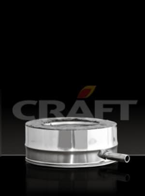 CRAFT Конденсатоотвод боковой утепленный (для сэндвича)