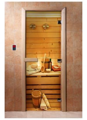 Дверь с фотопечатью A033