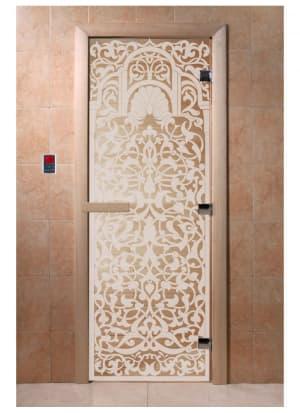 """Дверь """"Флоренция прозрачная"""""""