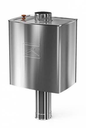 Бак самоварного типа «Теплодар Парус 40» д/парообразователя d 115