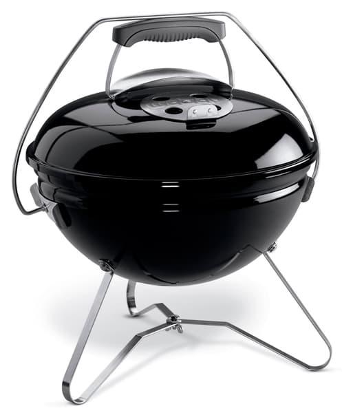 Гриль угольный Weber Smokey Joe Premium 37 см, черный