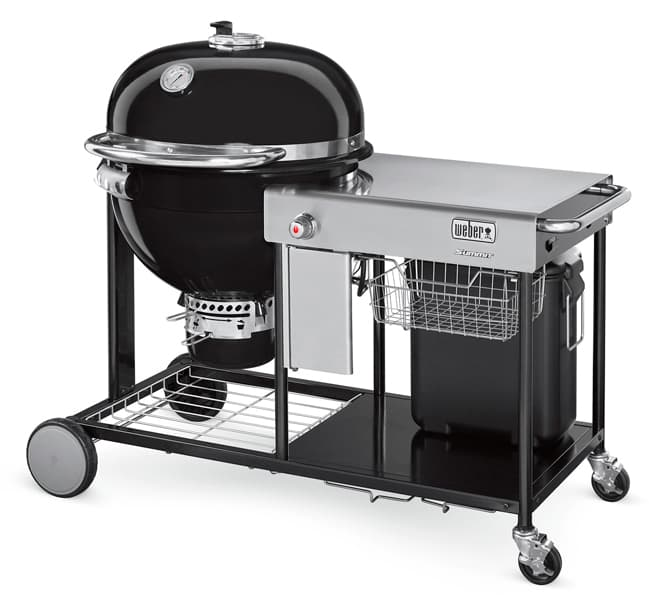 Гриль угольный Weber Summit Charcoal Grill Center