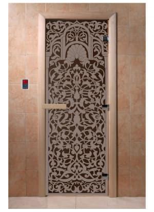 """Дверь """"Флоренция черный жемчуг"""""""
