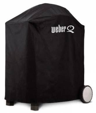 Чехол премиум для грилей Weber Q2000-3000 серии на тележке