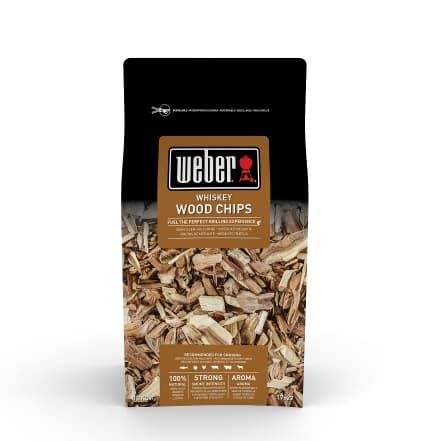 Щепа для копчения Weber дуб виски 700 г