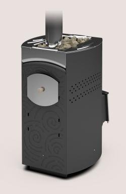 Банная печь «Теплодар Домна-20 ЛК»