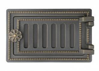 Дверка поддувальная «Везувий ДП-2» негерметичная, бронза