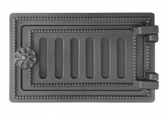 Дверка поддувальная «Везувий ДП-2» негерметичная, крашенная