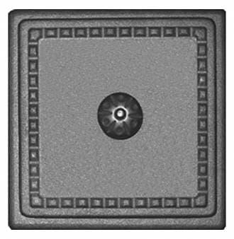 Дверка прочистная «Литком» 130х130 ДПр-4 RLK 4713