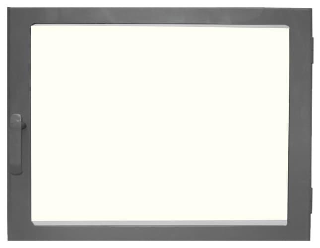 Дверца каминная «Мета» ДК690-1C