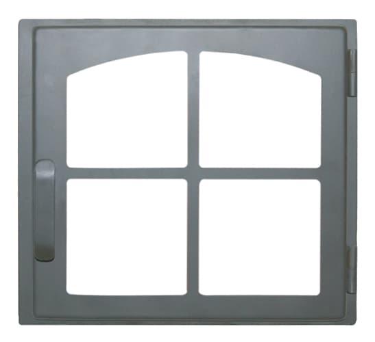Дверца печная «Мета» ДЕ424-1К