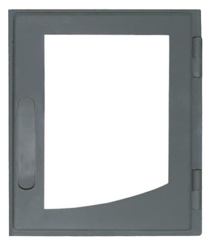 Дверца печная «Мета» ДВ285-1П