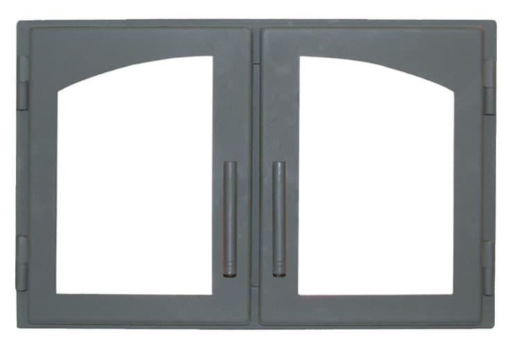 Дверца печная «Мета» ДВ544-2А