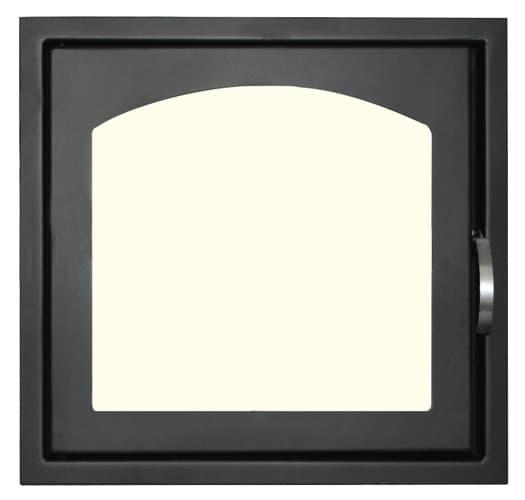 Дверца каминная «Мета» ДК555-1А