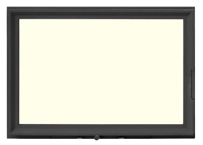 Дверца каминная «Мета Камилла 800» ДК800-1С