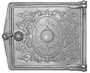 Дверка топочная «Литком» 250х210 ДТ-3 RLK 385