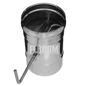Шибер Ferrum, (430/0,8 мм.)
