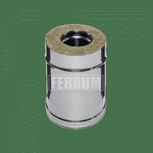 Сэндвич 0,25м Ferrum, оцинк., 0,5 мм