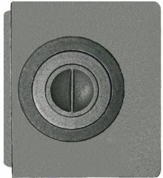 Плита чугунная «Литком Компакт» с одним отверстием для конфорок ПС2-3/1