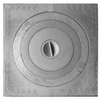 Плита «Литком Гриль-печь» с одним отверстием для конфорок П1-6