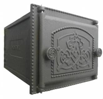 Духовка печная чугунная «Литком» ДП-ДТ-6А без решетки
