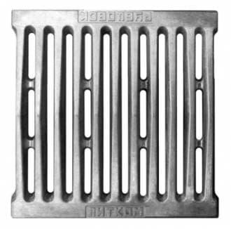 Решетка колосниковая бытовая для дров «Литком» 250х250 РД-4