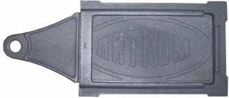 Задвижка дымохода «Литком» ЗВ-3