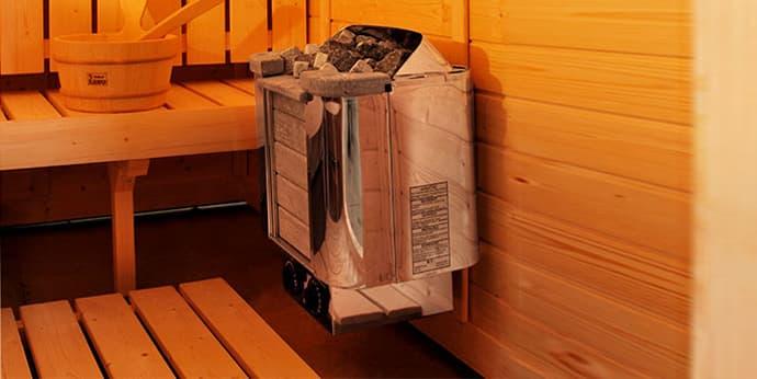 Декоративные талькохлоритные кубики Sawo R-992