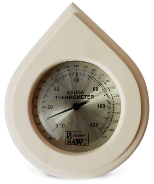 Термометр для бани Sawo 250-TA осина