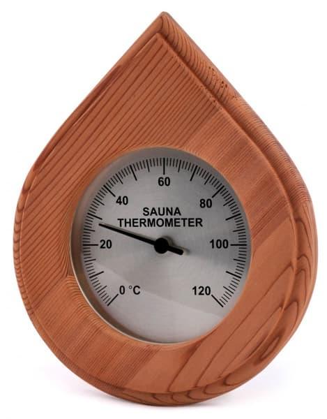 Термометр для бани Sawo 250-TD кедр