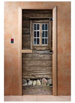 Дверь с фотопечатью A042