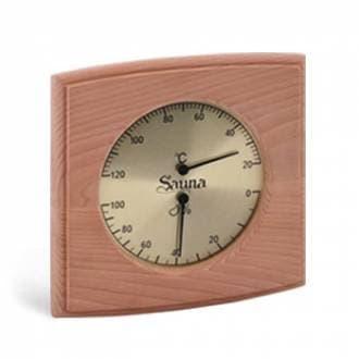 Термогигрометр для бани Sawo 285-THD кедр