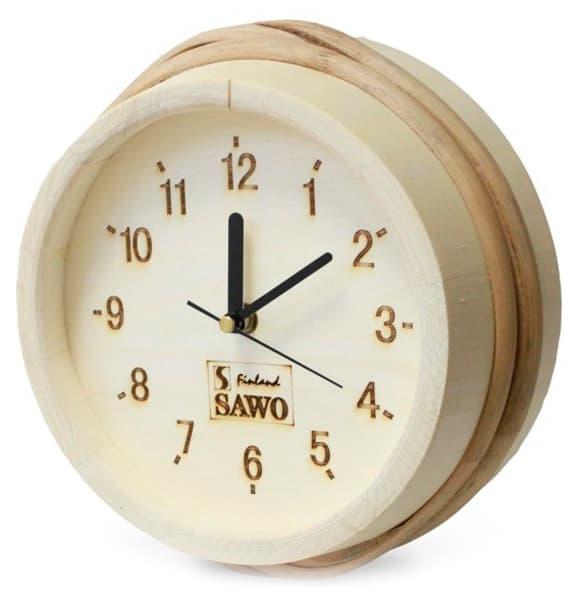 Часы для бани Sawo 530-A осина